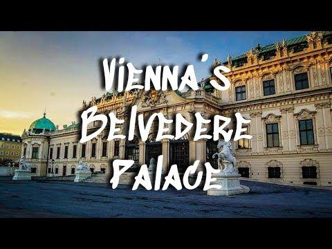 Vienna's Belvedere Palace & Art Museum || Klimt's