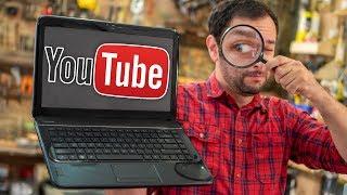 Onde estão fisicamente os vídeos do YouTube?