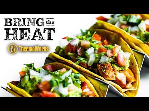 Chicken Tacos Recipe: Pollo Asado With Fidel Astorga Of Utah BBQ Company