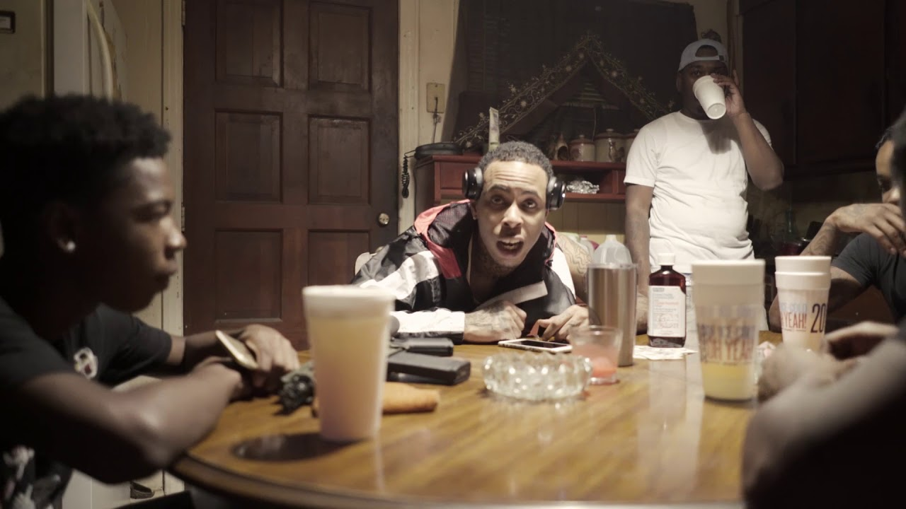 Geaux Yella   Scared For (Official Music Video)