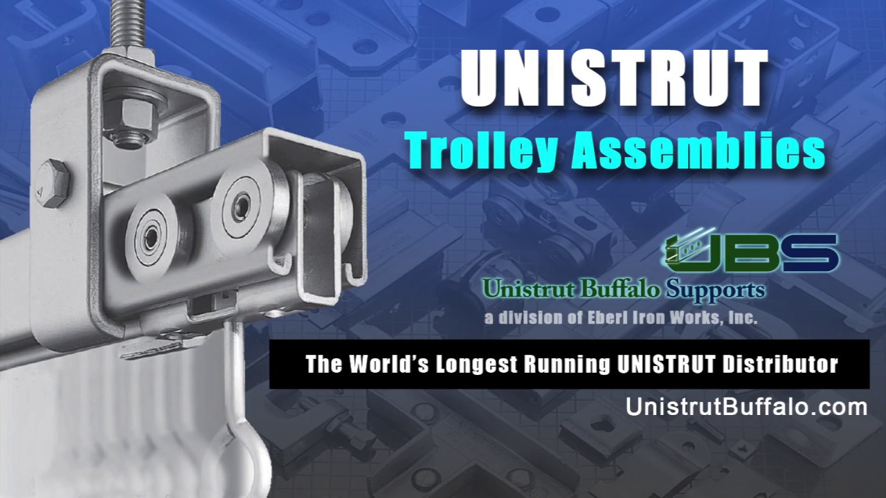 Which UNISTRUT TROLLEY is Right for My Job? 20% OFF SPECIAL OFFER BELOW!