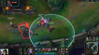 Normals with buddies! (Varus reworked passive gameplay S6 6.24)