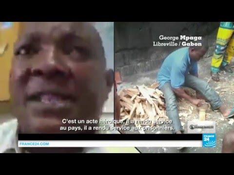 """""""Prison bidonville"""" : Les détenus de Libreville livrés à eux-mêmes - GABON"""