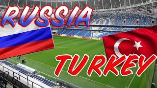 Россия Турция l Лига Наций 2020 2021 l весь матч