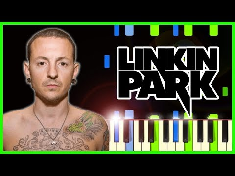 LINKIN PARK - IN THE END - Piano Tutorial + Sheet Music thumbnail