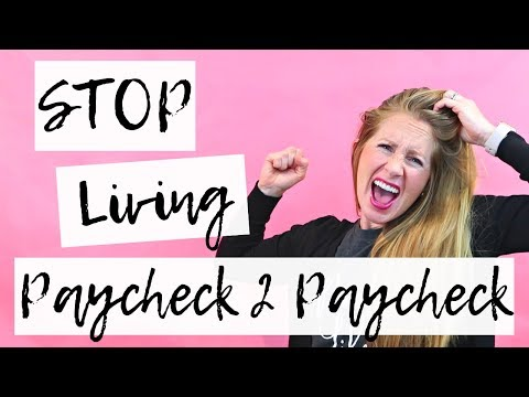 Stop Living Paycheck to Paycheck | 30 Day Family Finance Rescue!