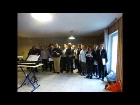 Chant'Espoir - Vienne La Colombe - Besançon