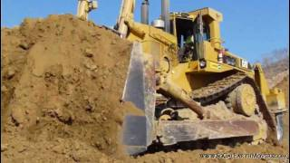 Repowered CAT D11N with C27