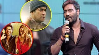 Ajay Devgn REACTS On Tubelight And Jab Harry Met Sejal Failure