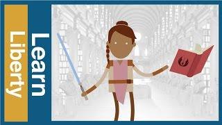 Warrior, Librarian, Jedi Master: Prof. Amy H. Sturgis on Star Wars