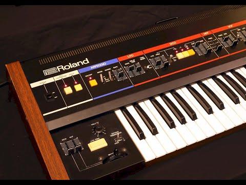 Roland Juno 60 Review & Sound Demo