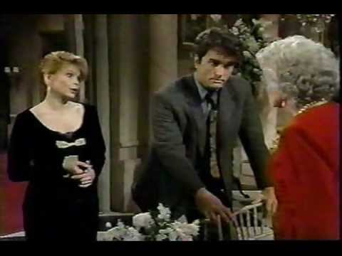 All My Children - 1993 - Brooke Still Can't Trust Edmund and Gloria/Stuart Almost Wedding