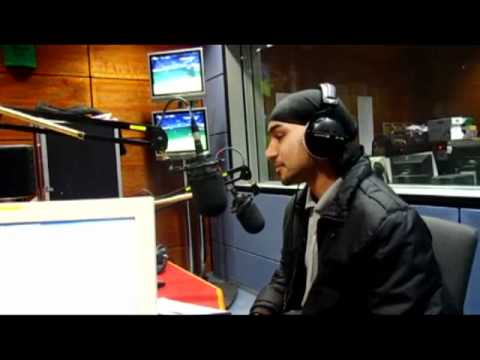 Manni Sandhu at the BBC Asian Network.mp4