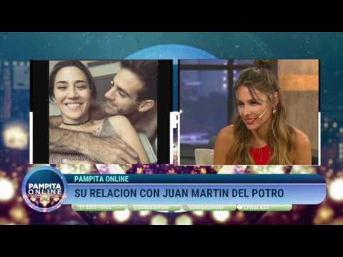 Jimena Barón contó intimidades de su relación con Juan Martin Del Potro
