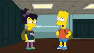 Les Simpsons   Baisé Volé