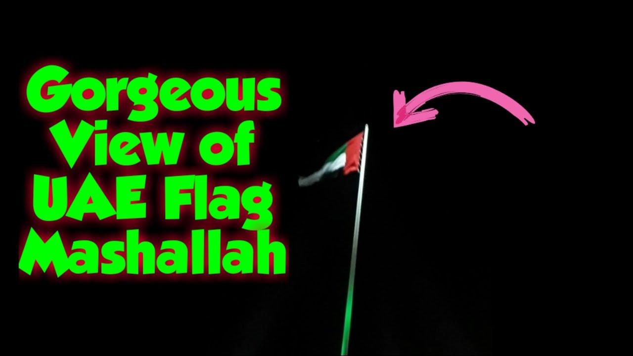 Union Flag Jumeirah Dubai || Long Live UAE