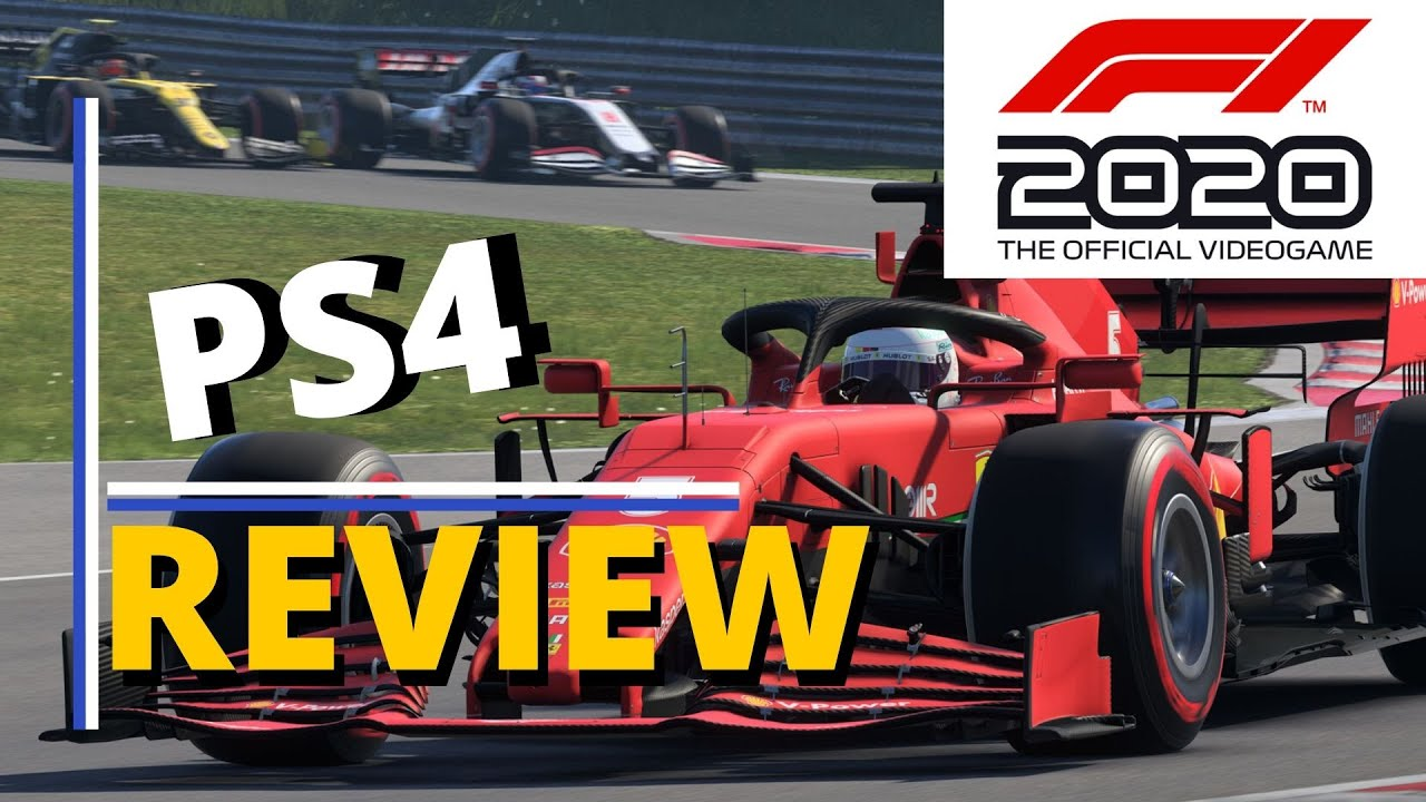 F1 2020 PS4 Review   Pure PlayStation - YouTube