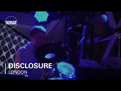 Disclosure - Help Me Lose My Mind ft. London Grammar (Live from Album Launch)