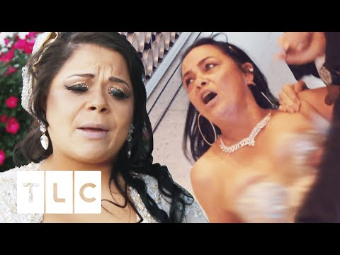 Mother Of Bride Barges In Mid-Ceremony To Try And Ruin Wedding! | Gypsy Brides US