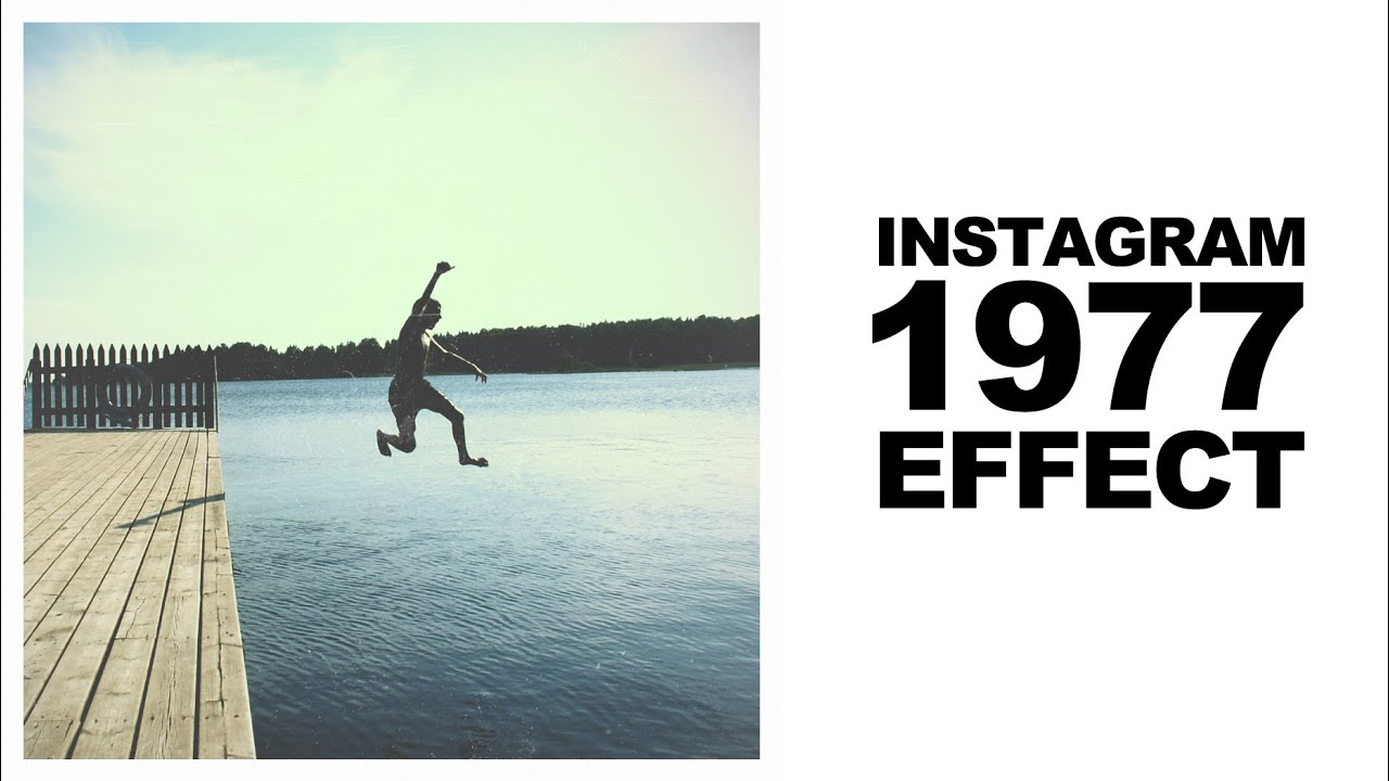 Photoshop cs5 tutorial how to create the instagram 1977 filter photoshop cs5 tutorial how to create the instagram 1977 filter effect film retro look youtube ccuart Image collections