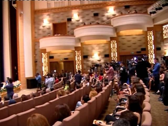 Mahmud Ve Meryem Gala Gecesi Nizami Kino Mərkəzi Youtube