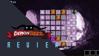 DemonCrawl Review (Video Game Video Review)