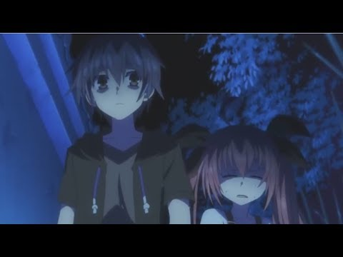 Date A Live Shido And Kotori In The Haunted House English Dub