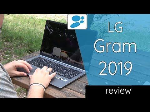 ⭐ LG GRAM 2019 (15Z990) review ⭐ autonomía ESCANDALOSA #LG #LGgram