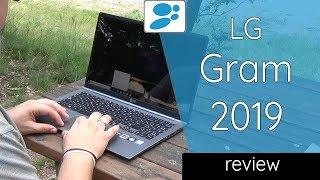 ⭐ LG GRAM 2019 (15Z990) review ⭐ autonomía ESCANDALOSA ? #LG #LGgram