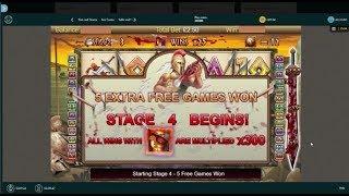 Online Slot Bonus Compilation + Roulette - The Bandit Slots Again!