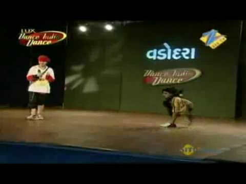 Lux Dance India Dance Season 2 Dec. 19 '09 - Vadodara Audition Part 2
