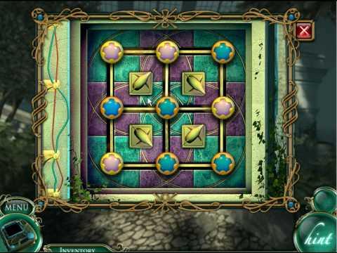 Empress Of The Deep: The Darkest Secret (Colored Gems Puzzle Solution)
