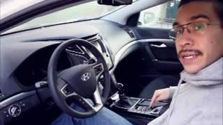 Hyundai i40 enligt TopGear Sverige