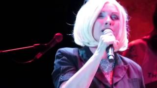 "Blondie live King's Park West Australia 12th April 2017 ""In the flesh"" - ""Rapture"""