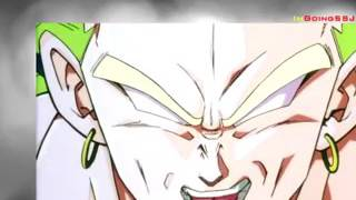 Broly vs Zfighters pt 2