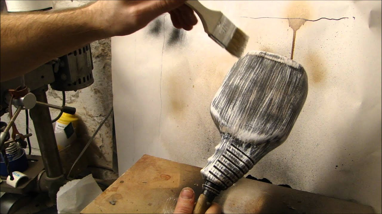 how to make wood grain raise