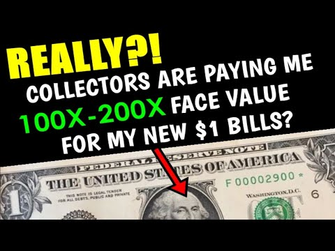 When Is A Star Note Worth Money? - Collectors Dropping HUGE Money For Them!!