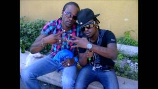 Popcaan Ft. Shawn Storm - Gallis Fi Dem (March 2011)
