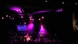 Jose James north sea jazz 2013 do you feel