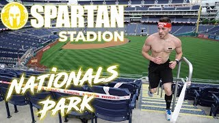 Spartan Race Stadion 2019 (All Obstacles) - Nationals Park