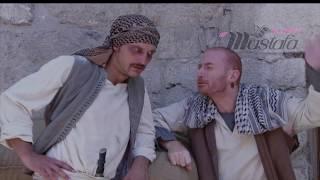 شطارة النمس بالبيع , مسلسل باب الحارة 4 الحلقة 14 مشهد 3  مصطفى الخاني