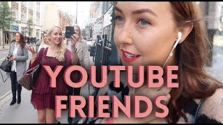 A DAY WITH MY YOUTUBE FRIENDS!