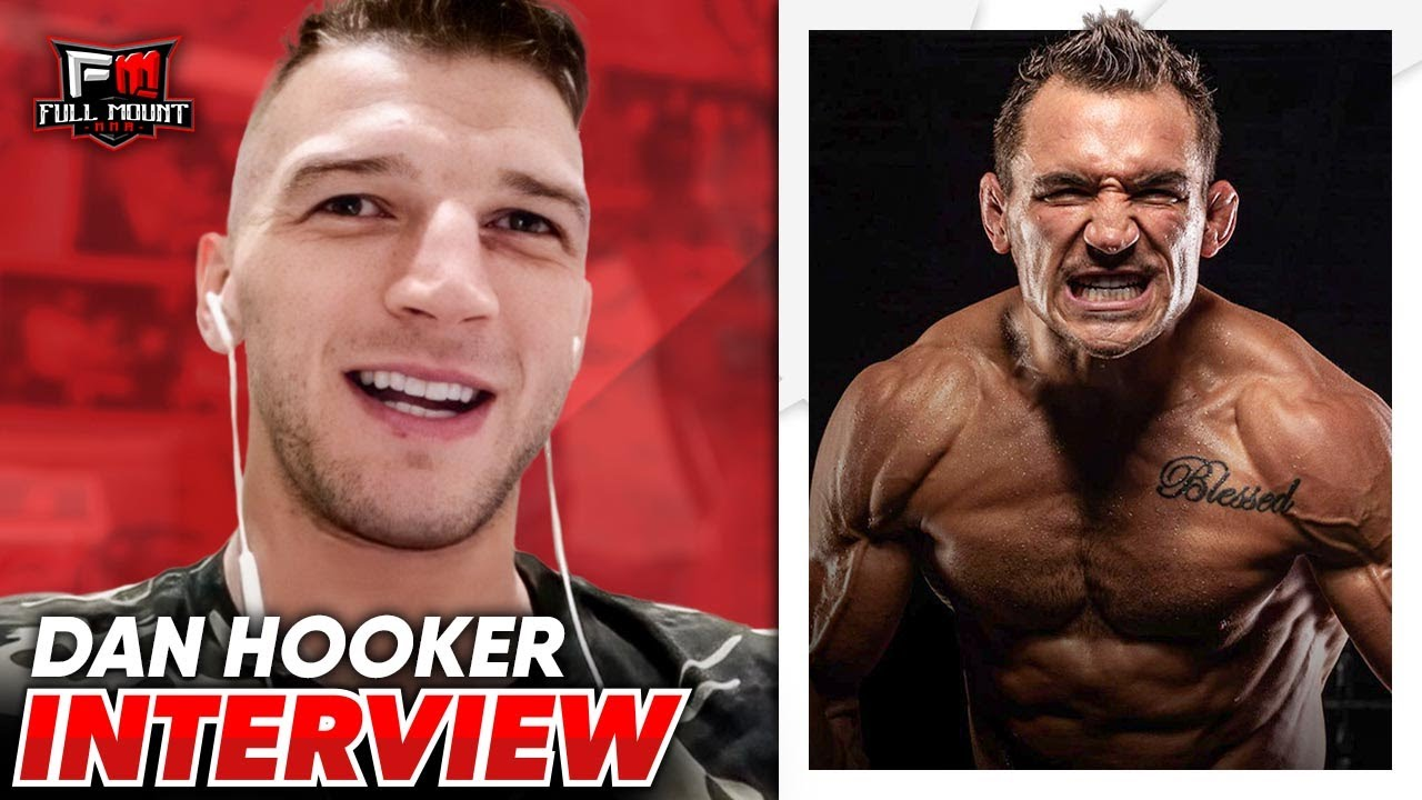 Dan Hooker previews his upcoming fight with Michael Chandler, predicts McGregor vs Poirier, Khabib