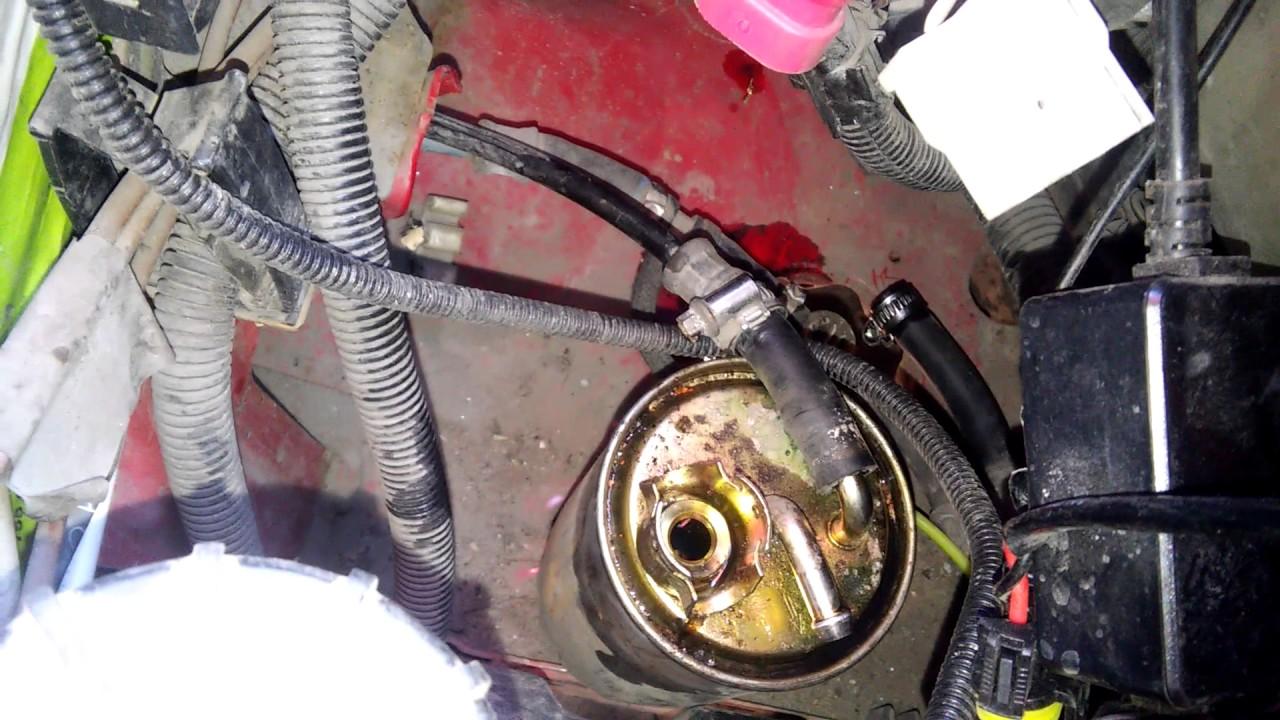 Топливный фильтр на фольксваген транспортер ремонт т4 транспортер в спб