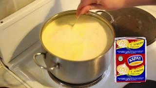 Суп луковый с плавленым сыром, быстро, просто и вкусно