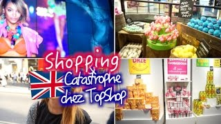 Vlog in London #2: Catastrophe & Shopping !
