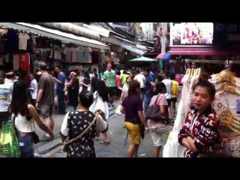 Pratunam Market 2015 Bangkok