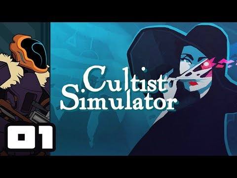 Let's Play Cultist Simulator - PC Gameplay Part 1 - Moonlighting As An Eldritch Enthusiast