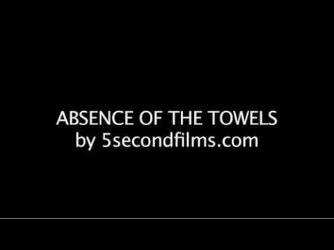 Absence of the Towels