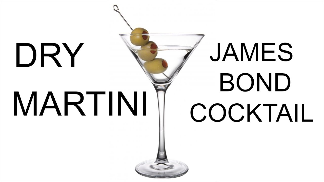 Tuto cocktail dry martini comment faire un dry martini for Cocktail 007 bond